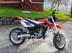 Aprilia RX 125 (reduced effect) #7