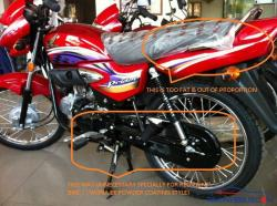 Atlas Honda CD 100 #2