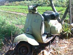 Bajaj Scooter #15