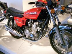 Benelli 350 RS #9