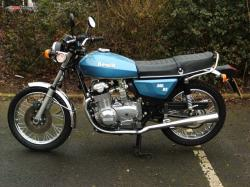 Benelli 350 RS #10