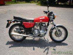 Benelli 350 RS #12