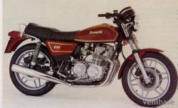 Benelli 350 RS 1980 #9