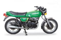 Benelli 350 RS 1980 #11