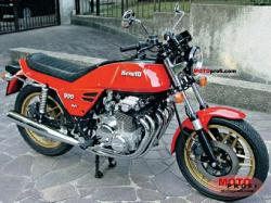 Benelli 350 RS 1980 #4