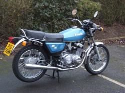 Benelli 350 RS 1980 #5