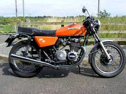 Benelli 350 RS 1980 #7