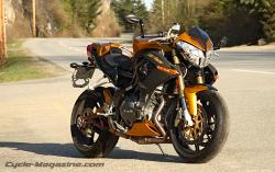 Benelli Cafe Racer 1130 2010 #8