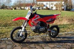 Beta Cross Minibike