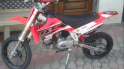 Beta Minicross R 125 #10