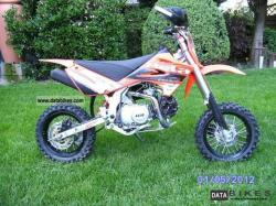 Beta Minicross R 125 2010 #8
