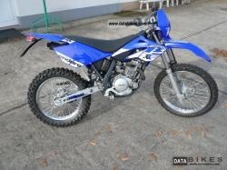 Beta RR 125 4T Supermotard 2006 #10