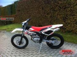 Beta RR 125 4T Supermotard 2006 #11