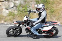 Beta RR 50 Motard Racing #9