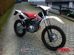 Beta RR Enduro 4T 125 2011
