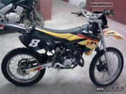 Beta RR Enduro 50 2004 #3