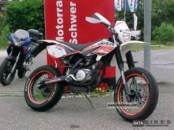 Beta RR Enduro 50 2008 #10