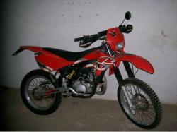Beta RR Enduro 50 2008 #5