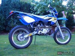 Beta RR Motard 50 Alu 2004 #9