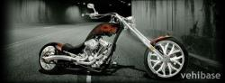 Big Bear Choppers Athena 100 Smooth EFI 2010