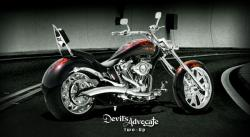 Big Bear Choppers Athena ProStreet 100 EFI #12