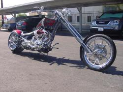 Big Bear Choppers Athena ProStreet 100 EFI #13