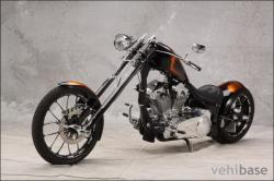 Big Bear Choppers Athena ProStreet 100 EFI #8