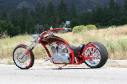 Big Bear Choppers Athena ProStreet 100 EFI #9