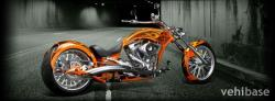 Big Bear Choppers Athena ProStreet 100 Smooth EFI 2010