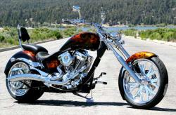 Big Bear Choppers Devil´s Advocate ProStreet 100 EFI 2009