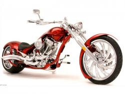 Big Bear Choppers Devil´s Advocate ProStreet 100 EFI 2010