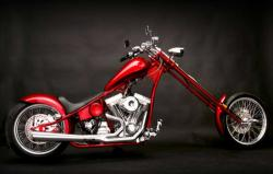 Big Bear Choppers Merc Rigid 100 Carb 2009