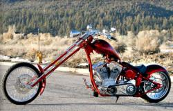 Big Bear Choppers Merc Softail 100 Carb 2009