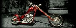 Big Bear Choppers Merc Softail 100 Smooth Carb 2010
