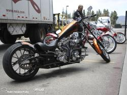 Big Bear Choppers Rage 100 Smooth EFI 2010 #9