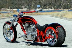 Big Bear Choppers Rage 100 Smooth EFI 2010 #4