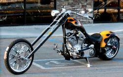 Big Bear Choppers Sled 100 EFI Evolution 2009