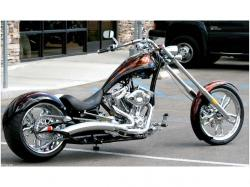 Big Bear Choppers Sled 114 EFI X-Wedge 2009