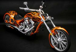 Big Bear Choppers Sled ProStreet 100 EFI 2009