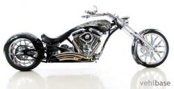 Big Bear Choppers Sled ProStreet 100 Smooth Carb 2010