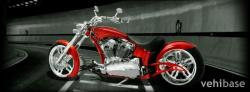 Big Bear Choppers Venom ProStreet 100 Smooth Carb 2010