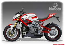 Bimota Naked bike #2