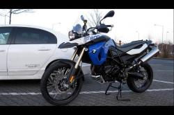 BMW F800GS Trophy 2012 #11