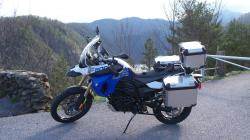 BMW F800GS Trophy 2012 #4