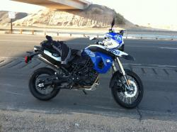 BMW F800GS Trophy 2012 #5