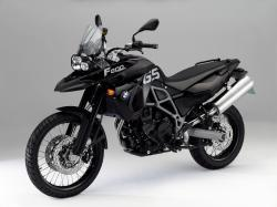 BMW F800GS Trophy 2012 #7
