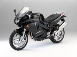 BMW F800ST Touring 2012
