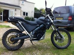 BMW G650X Country 2007 #10