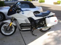 BMW K100LT Limited Edition #5