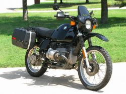 BMW R100GS Paris-Dakar 1992 #11